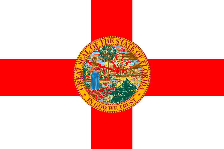 New Flag of Florida